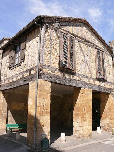 Beaumont du Perigord - Maison Laphite