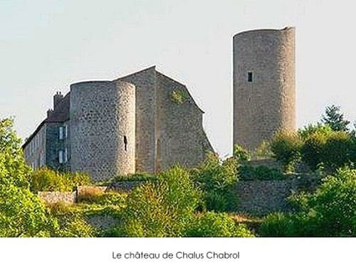 Chalus Chabrol Castle