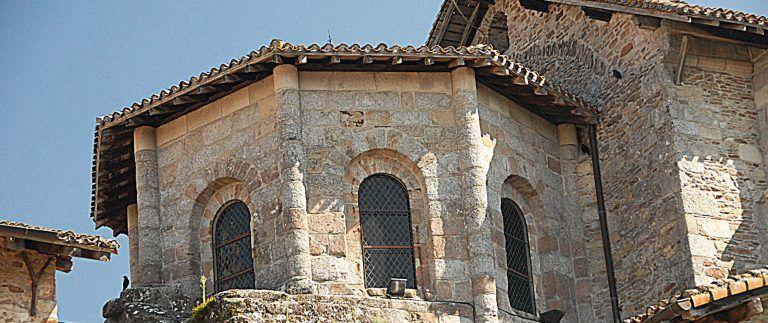Saint-Leonard-de-Noblat in Limousin