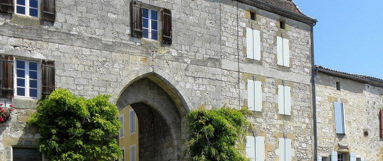 Monpazier – Bastide in Dordogne-Perigord