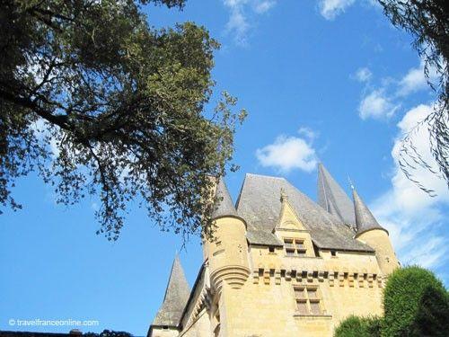 Saint Leon sur Vezere - Chateau de Clerans