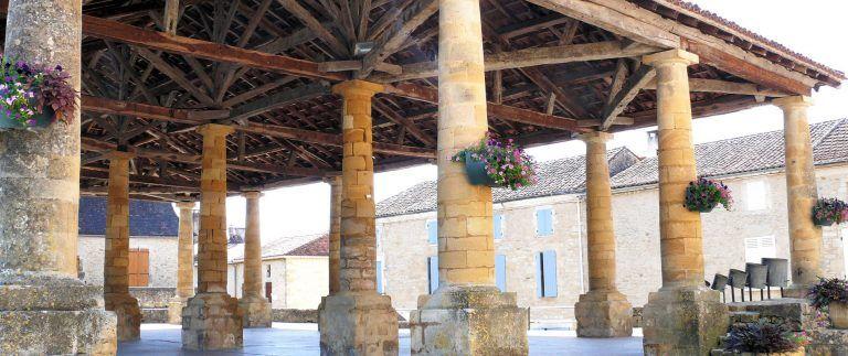 Villefranche du Perigord – Bastide – Dordogne