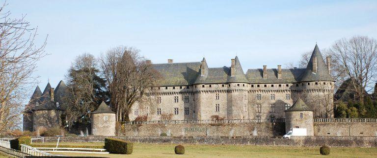 Chateau de Pompadour – Marquise de Pompadour