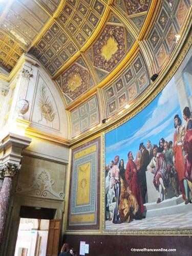 Ecole des beaux arts de paris fine arts for Ecole d art mural