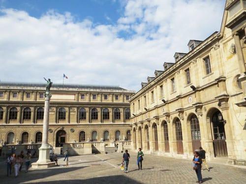 Ecole des Beaux-Arts de Paris - Cour Bonaparte