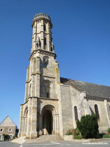 Eglise Saint Malo d'Ivignac la Tour