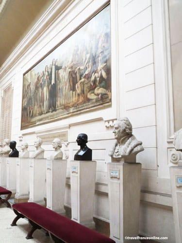 National Academy of Medicine - Salle Bader