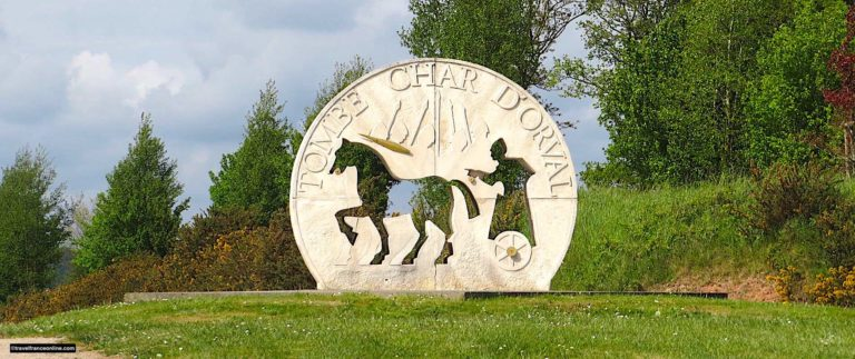 Orval Chariot Burial – Manche – Normandie