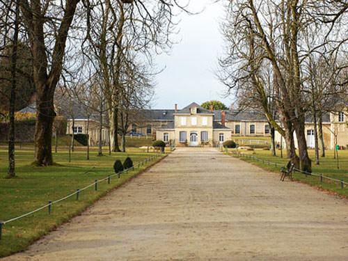 Chateau de Pompadour - Haras National de Pompadour - national stud farm
