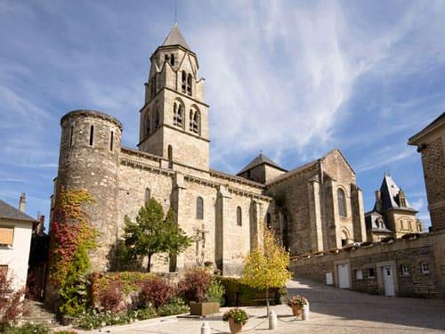 Eglise Saint-Pierre in Uzerche
