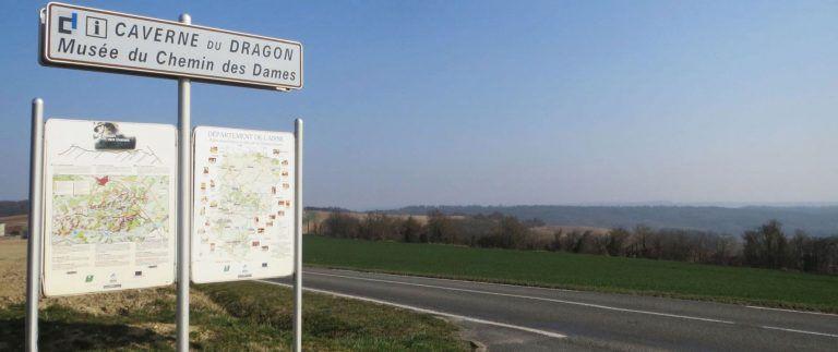Caverne du Dragon – Chemin des Dames – Aisne