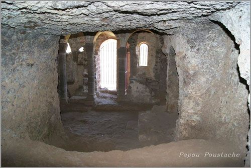 Grottes de Jonas chapel