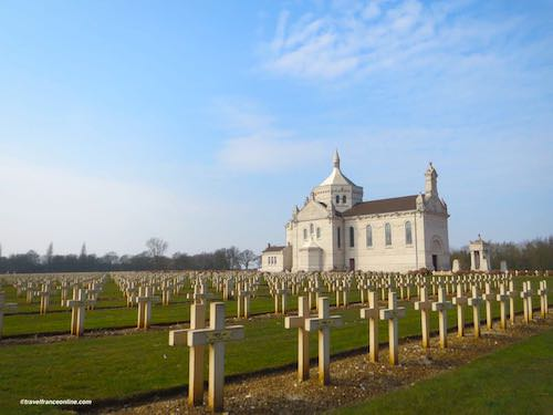 National Military Cemetery Notre Dame de Lorette