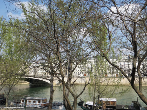 River Seine and Ile Saint-Louis