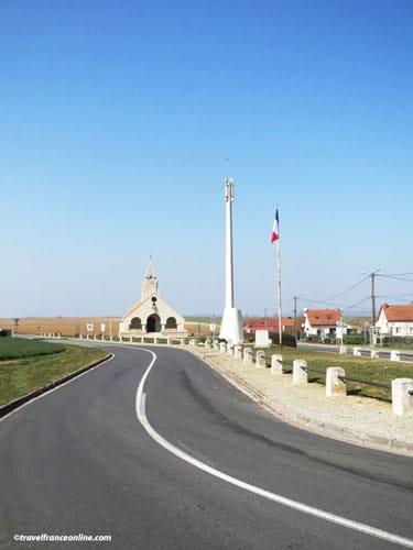 Cerny-en-Laonnois Memorial site