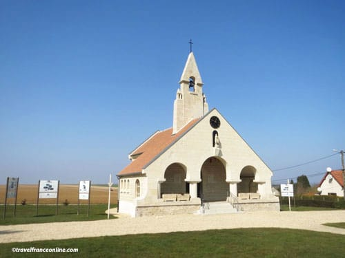 Cerny-en-Laonnois Memorial Chapel