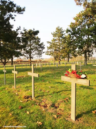 Neuville-Saint-Vaast German War Cemetery