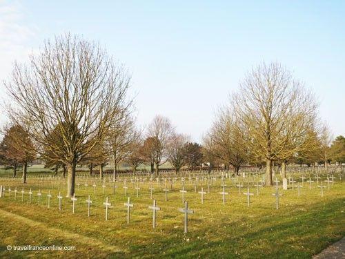 Neuville-Saint-Vaast German War Cemetery