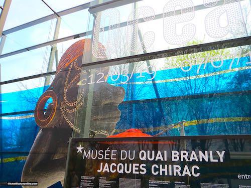 Quai Branly Museum facade