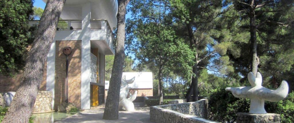 Maeght Foundation in St Paul de Vence