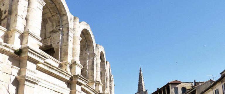 Arles – Antic City home to Van Gogh