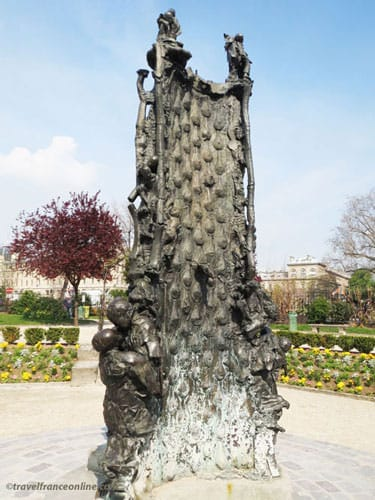 Fontaine Saint Julien le Pauvre