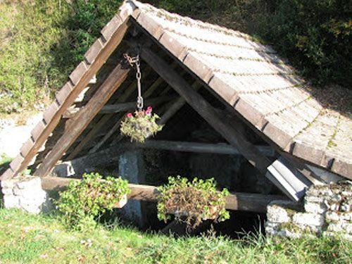 Old lavoir - Saujac