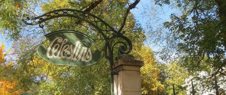 Vichy-Celestins – mineral water source – Auvergne