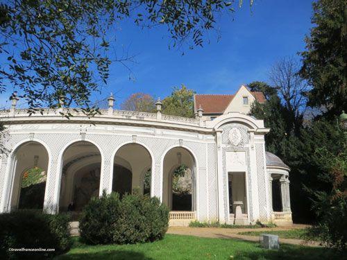 Vichy-Celestins - 19th century building