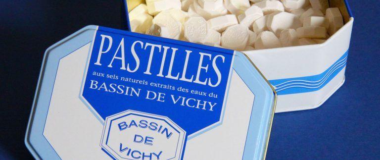 Pastilles de Vichy – Lozenges with digestive properties