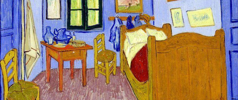 Van Gogh – asylum in St-Remy-de-Provence