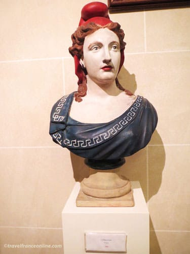Marianne - Bust of 1848