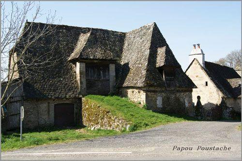 Marcolès - La Chataigneraie in Cantal