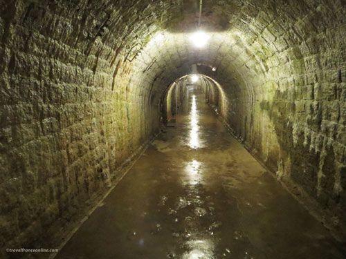 Fort of Douaumont - Corridor