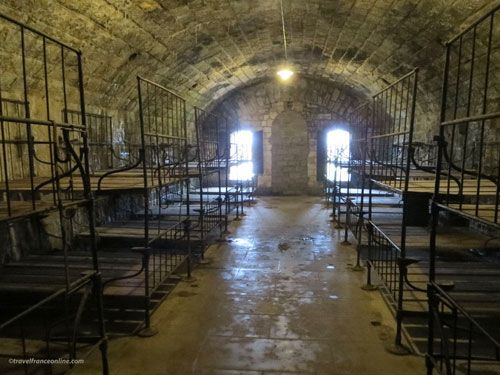 Fort of Douaumont - Dormitory