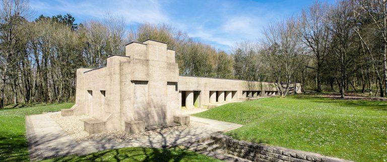 Bayonet Trench in Douaumont – Verdun WWI