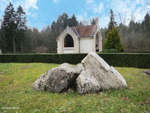 Douaumont, Village Detruit -Memorial Chapelle Saint-Hilaire