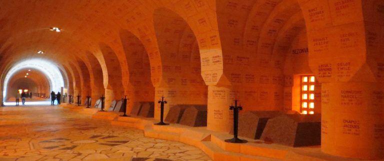 Douaumont Ossuary and Cemetery – Verdun – WWI
