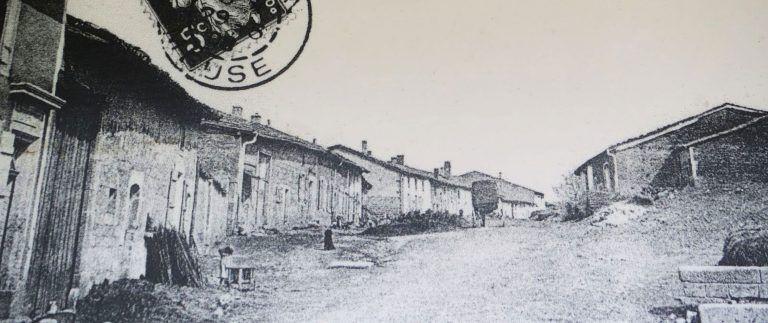 Douaumont – Destroyed village – Verdun WWI