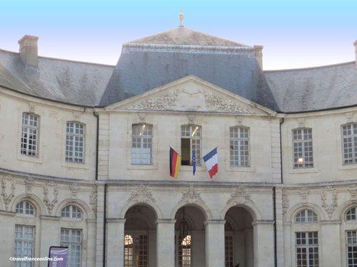 Episcopal palace of Verdun