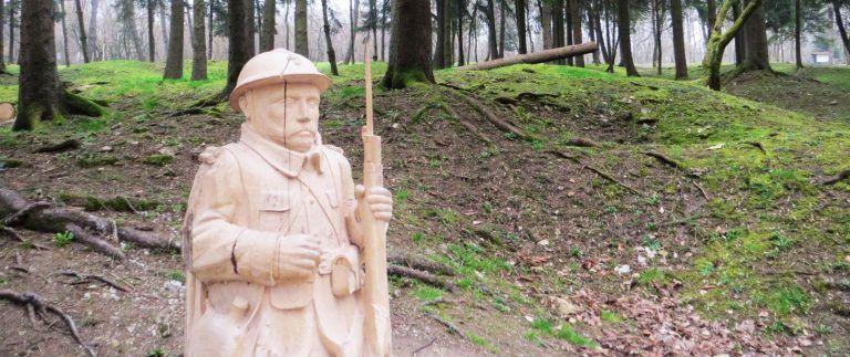 Fleury-devant-Douaumont – Destroyed village – Verdun WWI