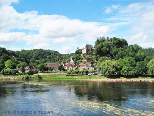 Plus beaux villages de France - Limeuil in the Dordogne