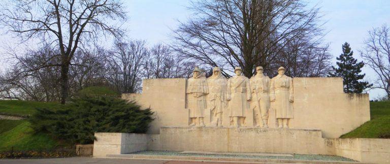 Verdun Citadel in Meuse – Lorraine – WWI