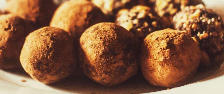 Chocolate truffles recipe for Christmas