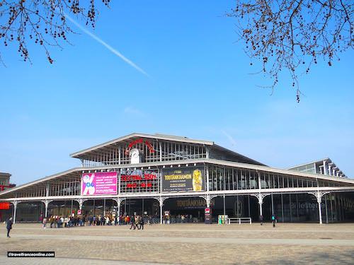 Grande Halle de la Villette, multi purpose venue in Paris