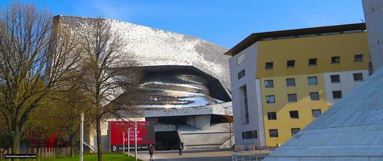 Philharmonie de Paris – Music centre – Parc de la Villette