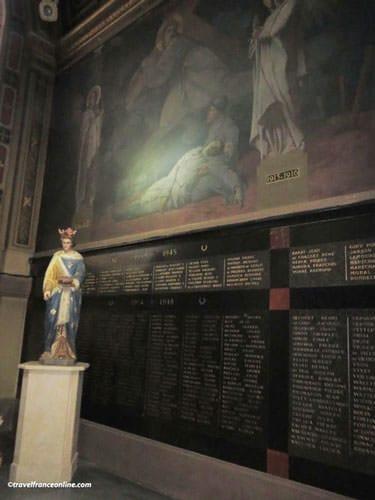 Saint Francois Xavier Church - St. Louis in the Chapelle des Morts