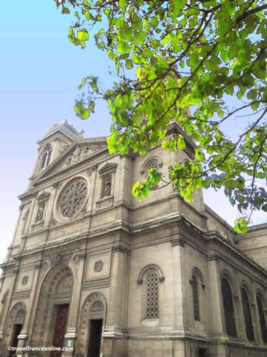 Saint Francois Xavier Church