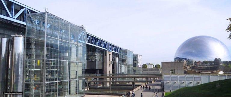 Sciences and Industry Museum – Parc de la Villette