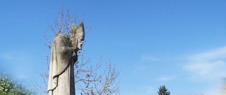 Saint-Denis, the patron saint of Paris